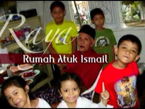 Takbir Aidilfitri & SALOMA - Selamat Hari Raya 2008 Atuk Ismail...