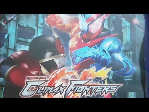 (ถ่ายทอดสด) เล่นเกม Kamen Rider Climax Fighters