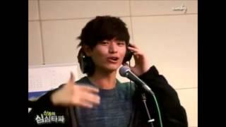 130418 BTOB - Sungjae's rap at ShimShimTapa Radio