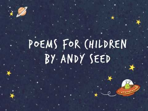 Razzle Dazzle - A Funny Children's Poetry Book By Andy Seed video
