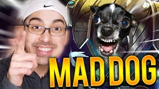 INVADING A NASUS JUNGLE....HE'S A REAL MAD DOGGY - Trick2G