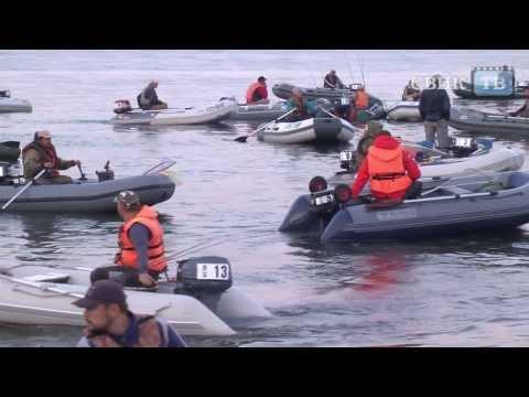 рыбная ловля с лодки 2016