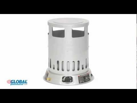 Portable Propane Convection Heaters