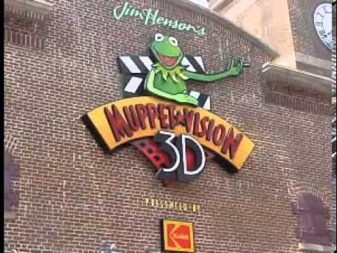 Muppet Vision 3D - 08 - Happiness Hotel