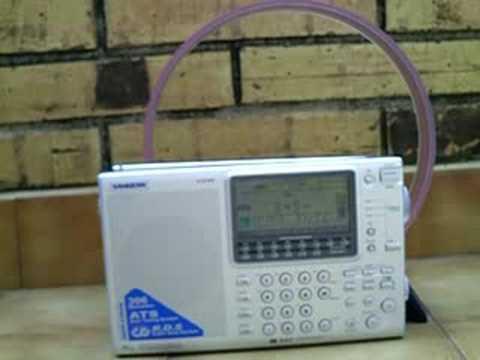 Tecsun Medium Wave loop antenna