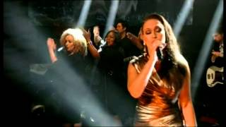 Rebecca Ferguson :Sings live amazing performance 13-12-2013