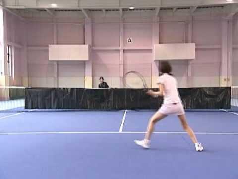 テニス絶対上達 ㊙メソッド ネットに負けるなPART2