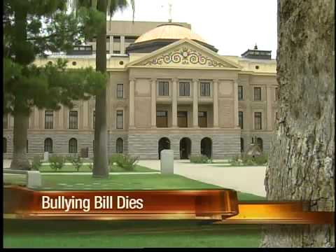 Anti-Bullying bill dies