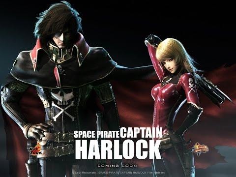 Космический пират Харлок (проф.перевод)