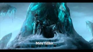 A história do Arthas - Lich King (legendado) HD