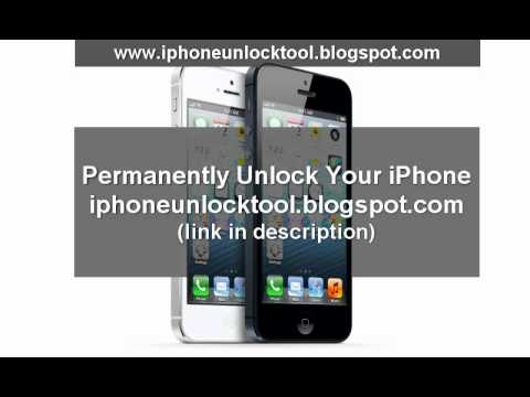 iphone 5 unlock