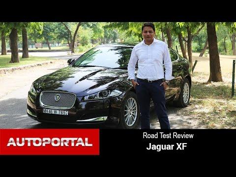 Jaguar XF Test Drive Review -  Autoportal