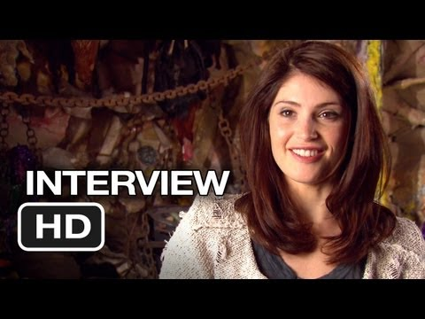 Hansel and Gretel Witch Hunters Interview - Gemma Arterton (2013) - Jeremy Renner Movie HD