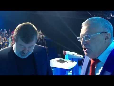 Жириновский поспорил с Мальцевым что его посадят или убьют.