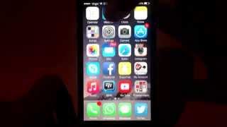 iPhone 5 - iOS 8.1.2 Speed Test!