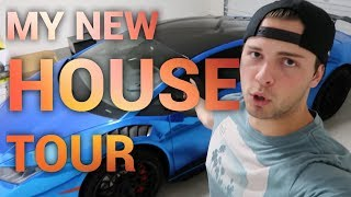 REVEALING MY NEW HOUSE!!!