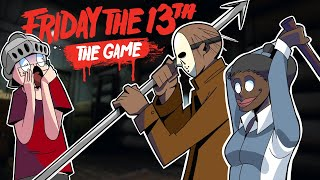 O JASON tem um AMIGO no Friday The 13th The Game
