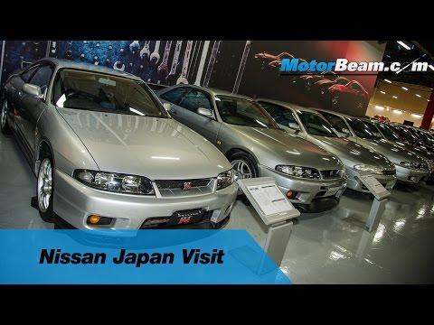 Nissan Heritage Museum, Gallery, Engine Plant & NISMO Visit - Japan | MotorBeam