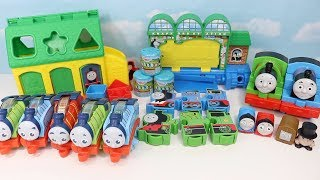 Learn Colors With Thomas And Friends Toys And Mashems