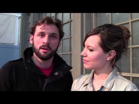 Entrevue « Le Diable rouge » avec Magalie Lépine-Blondeau et François-Xavier Dufour
