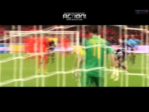 Iker Casillas Vs Netherlands World Cup 2010 Final HD 720p