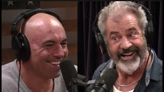 Joe Rogan - Mel Gibson on How Stem Cell Therapy Saved His Dad's Life