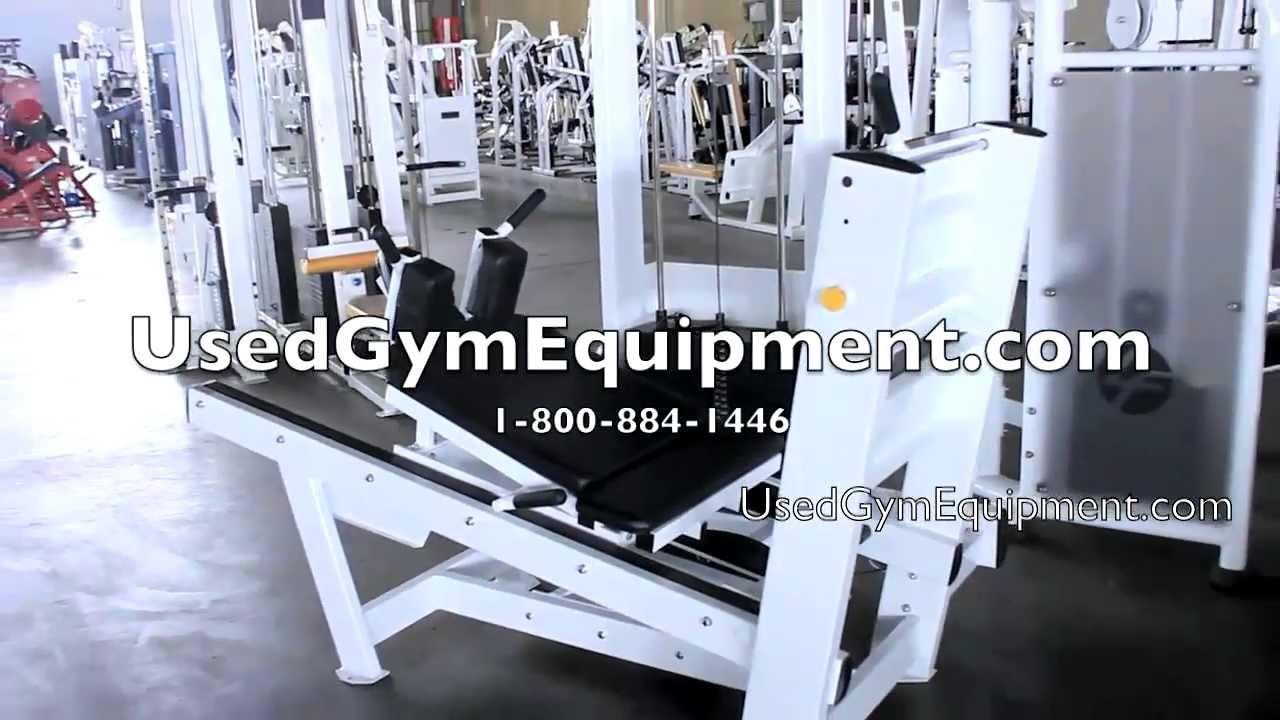 Refurbished Cybex Galileo Horizontal Leg Press Used Gym