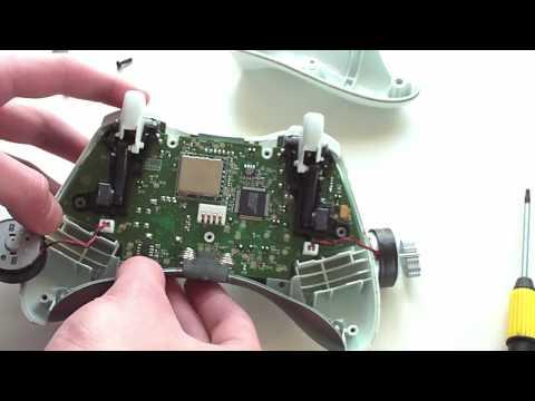 How To Open A Xbox 360 Controller