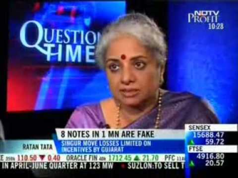 Smt. Usha Thorat, Deputy Governor, Reserve Bank of India on Fake Currency.