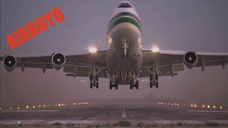 Evergreen Airlines 747 Supertanker