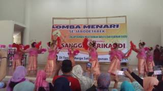 Tari Kipas SDN Rengas, Kec. Ciputat Timur, Tangerang Selatan