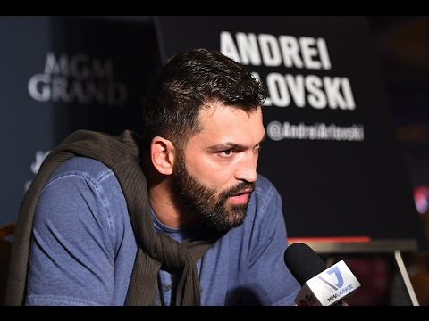Fight Night Rotterdam: Post-fight Press Conference