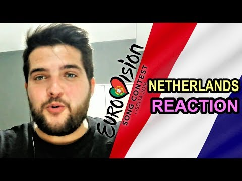 Eurovision 2018 The Netherlands - REACTION & REVIEW [Waylon - Outlaw In 'Em]