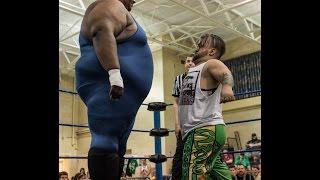 JLIT 2016 Night 2 DVD Trailer - Absolute Intense Wrestling