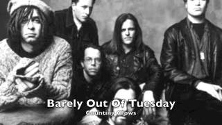 Watch Counting Crows Barely Out Of Tuesday video