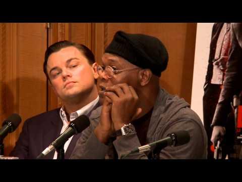 Django Unchained Q&A - Samuel L. Jackson