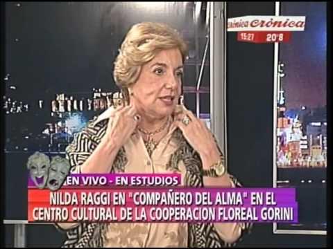 En Estudios | Nilda Raggi habló de la obra teatral