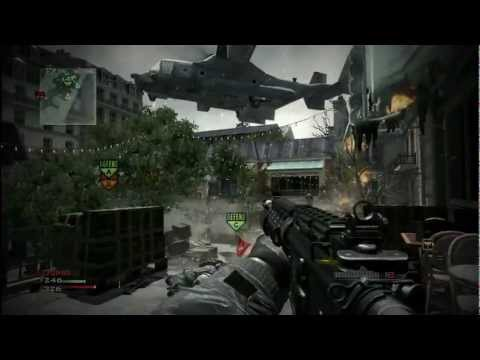 Thumbnail of video Call of Duty: Modern Warfare 3 Tango Down Multiplayer Trailer