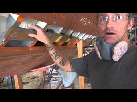 Restoring Susanna - EP 55  - Planking, Planking, and More Planking. Part 1