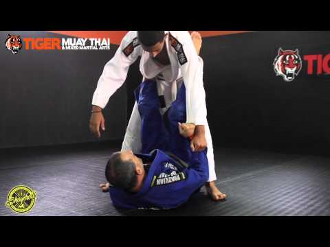 Fernando Maccachero Open Guard Sweep Image 1