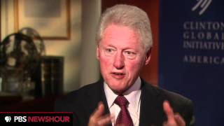 Bill Clinton on Criticism of Romney's Bain Capital Role