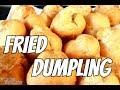 Fried Dumplings How To Make The World Best Fried Dumpling Recipe By | Chef Ricardo Cooking