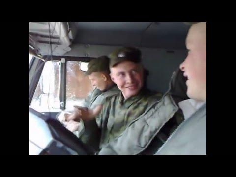 Bo W Rosyjskim Wojsku Zabawnie Jest...