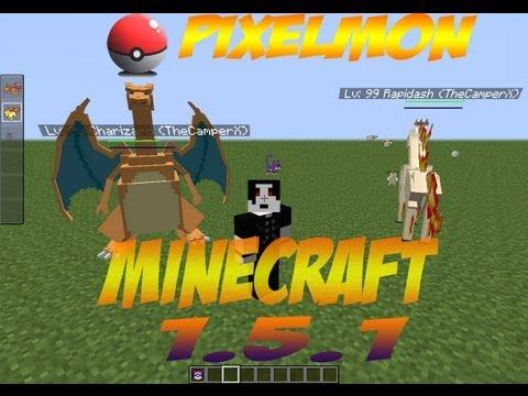Minecraft 1.5.2 Como Instalar Pixelmon Mod