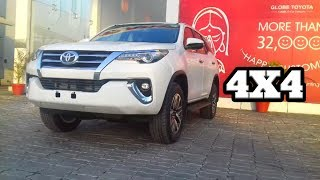 Toyota Fortuner 4X4  Walkaround 2019 (US Nandha Films)