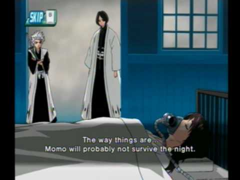 Bleach: Shattered Blade -- Episode Mode, Toshiro Hitsugaya (1/3)