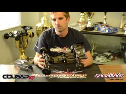 Schumacher Cougar KF Competition 2WD Off Road