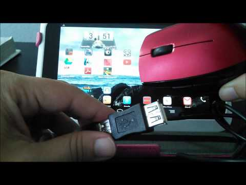 How to connect and use USB external devices with the Nook HD (N2A Jellybean card required)
