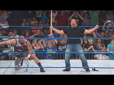 Tommy Dreamer Returns to TNA IMPACT WRESTLING! (July 10, 2014)