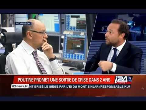 Lionel Friedfeld & Jean Charles Banoun -Le Grand Journal -Economie-